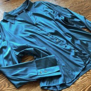 Vintage Valerie Stevens silk
